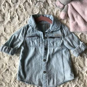 Calvin Klein - Denim shirt